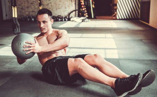 12 buikspieroefeningen Supersnel een platte buik | Daniels Gym-header