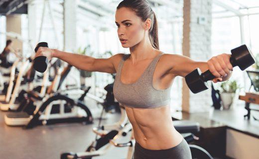 krachttraining vrouwen | Daniels Gym-header