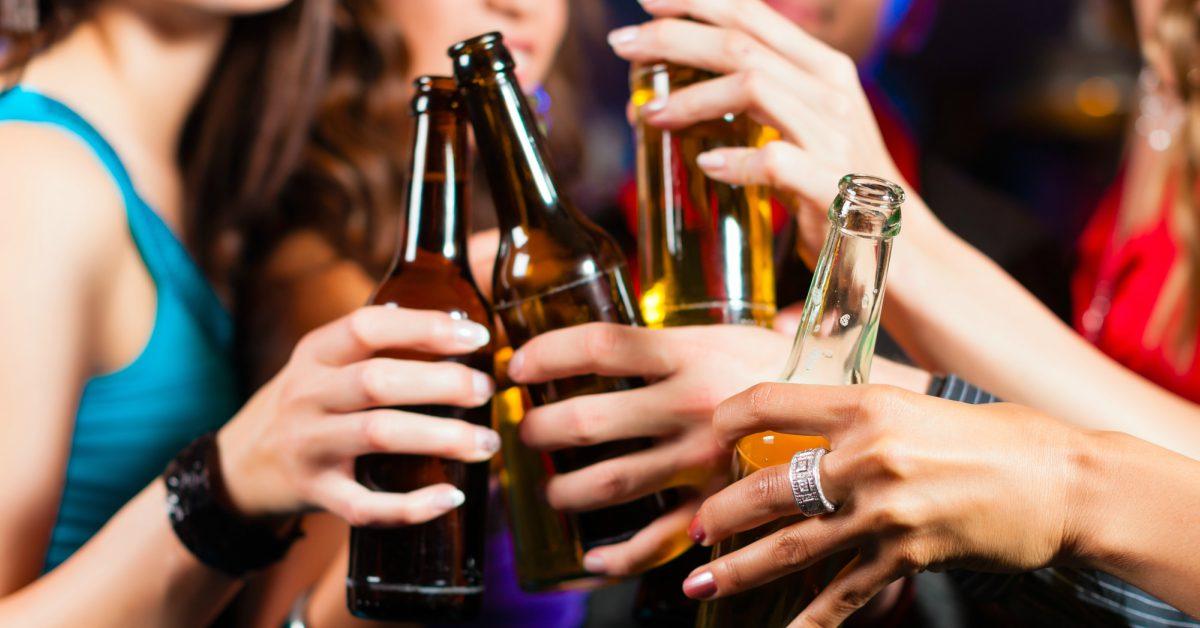 alcohol en gewichtsverlies